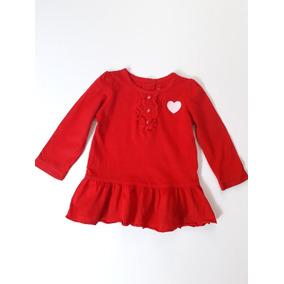 Blusa Para Bebé 6 Meses, Carters 1056