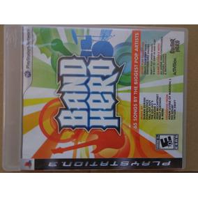 Band Hero 65 Musicas Jogo Ps3 Mídia Física $27