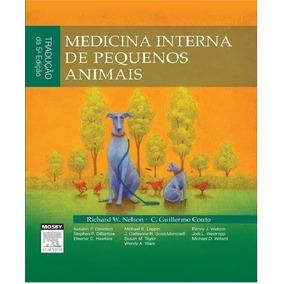 Medicina Interna De Pequenos Animais 5ª Ediçao, Couto, C M