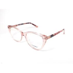 Armacao Para Oculos De Grau Tipo Colar De Pescoco - Óculos Rosa ... eb0d13c727