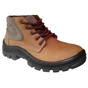 cf1f60072d994 Botas Velcro Marluvas Com Bico Aco Sapatos - Sapatos no Mercado ...