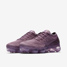 newest 39993 5b4c9 Zapatillas Nike Air Vapor Max Violeta Mujer  Nuevo 2018