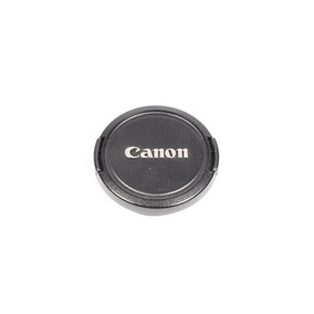 Tapa Frontal Lente Canon 52mm Original Poco Uso
