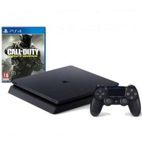 Console Sony Playstation 4 (ps4) Slim - 500gb