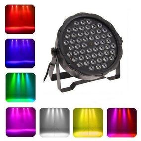 Flash Multicolor De 54w Para Discoteca