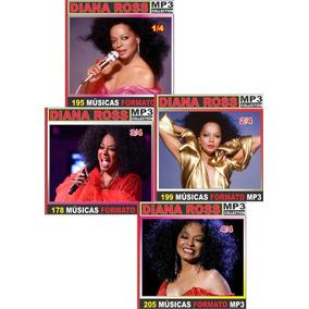Diana Ross Discografia 55 Cd Com 777 Músicas