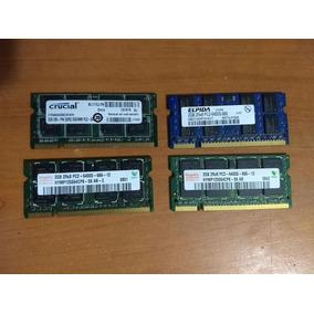 Memoria Ram Ddr2 2gb Para Laptop 800mhz Sodimm Pc-6400
