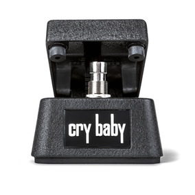 Pedal De Efeito Dunlop Cbm95 Cry Baby Mini Wah Wah C/ Nota