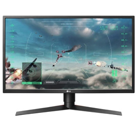 Monitor Lg Gaming 27 Lcd Led Ips Display Wide Fhd 1920x1080