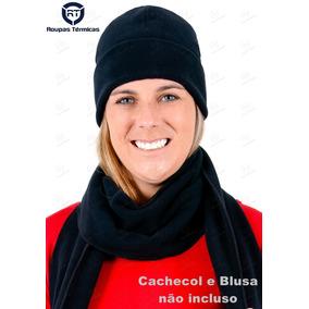 Gorro Térmico Fleece Inverno Proteção Para O Frio Intenso