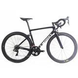 Bicicleta Specialized S-works Tarmac Di2 2018 Semi Nova - 54