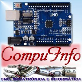 Arduino Uno R3 Ch340/1 (sem Cabo Usb)