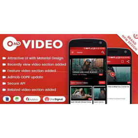 Aplicativo De Videos Android