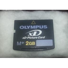 Memoria Olympus Xd 2gb Camaras Digital