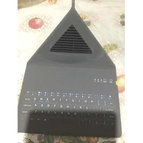 Capa Teclado Bluetooth Ou Cabo