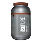 Whey Isopure Zero Carb 1.36kg Natures Best [escolha O Sabor]