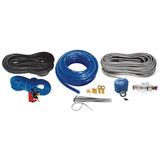Kit De Instalación Para Audio Con 29 Accesorios Mitzu 2208