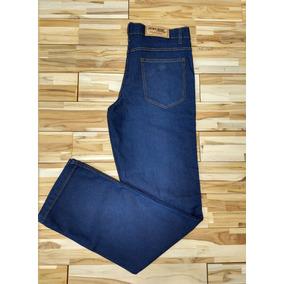 c6623b7bb54d0 Calca Jean Marca Estilo Country - Calças Jeans Azul marinho no ...