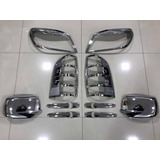 Kit Accesorios Cromados Ford Ranger 2008-2012 14 Piezas