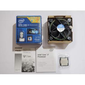 Processador Intel Core I7 4770k Lga1150 Cooler Novo