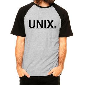 Camiseta Ubuntu - Camisetas Manga Curta para Masculino no Mercado ... 827c1ec030b
