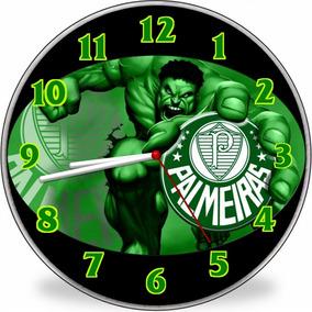 Relogio Do Palmeiras Parede - Relógios no Mercado Livre Brasil aa32fe39c4