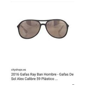 0680f4ede46ed Ray Ban 4201 Alex 622 8g 59 15 - Anteojos en Mercado Libre Argentina