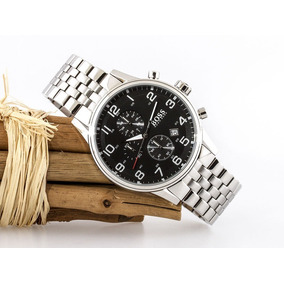 Relógio Masculino Hugo Boss Chronograph 1512446 Completo