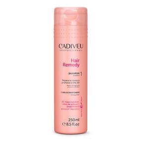 Cadiveu Hair Remedy Shampoo Para Cabelos Danificados 250ml
