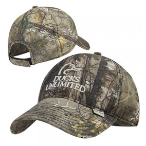 Gorra Ducks Unlimited Caceria Pesca Campismo Realtree Brown