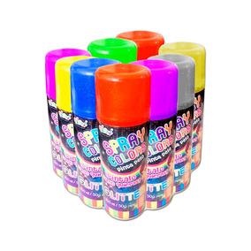 10 Pintura Pinta Pelo Color Spray Envio Gratis Fiestaclub