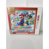 Mario Party Island Tour Nintendo 3ds Sin Fallas Ni Detalles