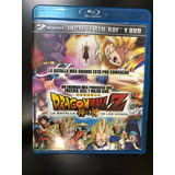 Dragon Ball La Batalla De Los Dioses Blu-ray + Dvd