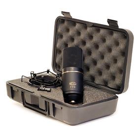 Microfone Condensador P/ Estúdio Mxl 770 - Nf + Garantia