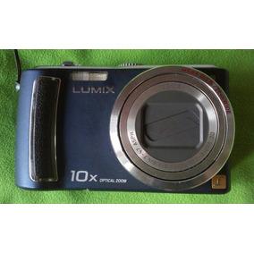Camara Digital Panasonic Lumix Tz5 Color Azul
