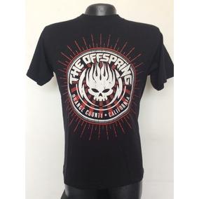Camisetas The Offspring - Camisetas en Mercado Libre Colombia 2fbf7fdea764d