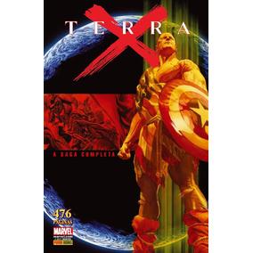 Terra X - Marvel.