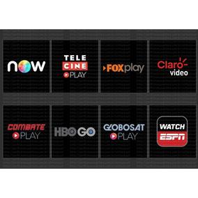 Promoção Só Hoje! Globosat Play! Telecine Play! Fox! Espn!