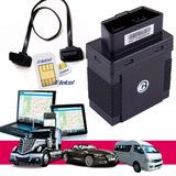 Gps Tracker Localizador Vehicular Obd Microfono Y Plataforma
