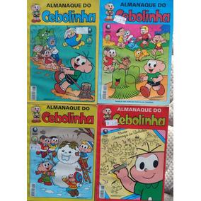 Almanaque Do Cebolinha Editora Globo (vários Números)