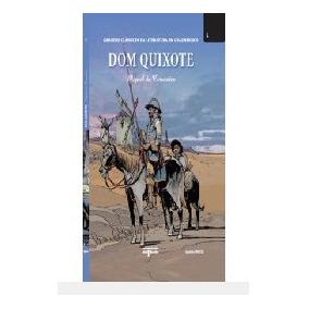 Dom Quixote Em Quadrinhos Miguel De Cervante