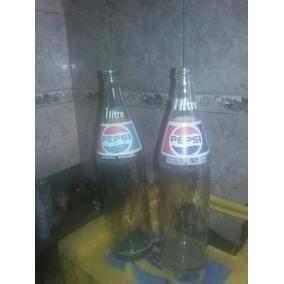 Garrafa De Refrigerante Papsi 1 Litro