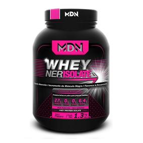 Proteina Mdn Whey Ner Isolate 1300 Gramos - 45 Porciones