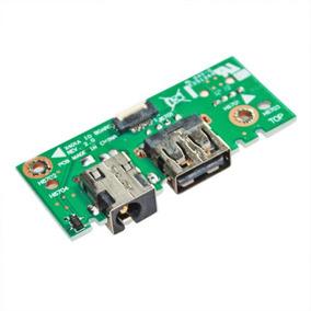 Usb Dc Power Jack Board Asus Para X401a Serie