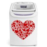 Máquina De Lavar Roupa Super Capacidade Electrolux Ltd15 Kg