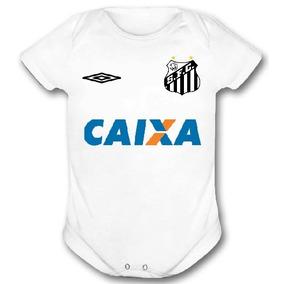 Uniforme Santos Bebe - Roupas de Bebê no Mercado Livre Brasil b730eff55b044