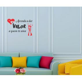 Adesivo Deus Te Ama Casa Móveis E Decoração No Mercado Livre Brasil