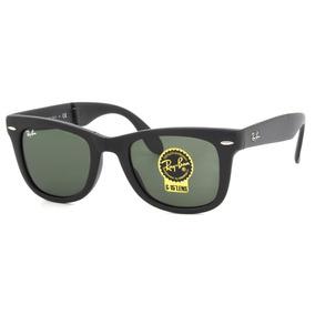 3f962e5b55e39 Ray Ban Wayfarer Preto Fosco De Sol - Óculos no Mercado Livre Brasil