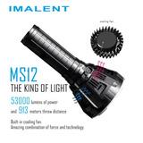 Lanterna Imalent Ms12 53.000 Lumens 5 Anos De Garantia