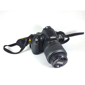 Câmera Fotográfica Nikon D5000 Completa - Ótimo Estado